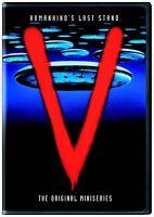NEW DVD - V - THE ORIGINAL MINI SERIES - MARC SINGER, ROBERT ENGLUND, FAYE GRANT