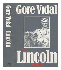 Lincoln,Gore Vidal