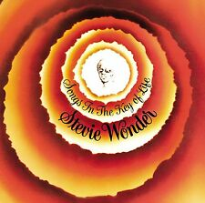 Stevie Wonder SONGS IN THE KEY OF LIFE 180g GATEFOLD New Sealed Vinyl 2 LP +7""