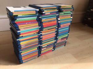 200 Commodore Amiga Discs Games Program Floppy Disc Vintage Computer PC Retro