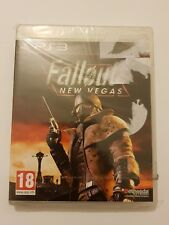 FALLOUT New Vegas PlayStation 3 ps3 pal España Nuevo y Sellado de Fabrica