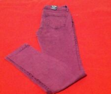 BULLHEAD BLAK Dark Orchid SKINNIEST STRETCH PANTS JEANS Junior Women 5