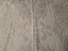 New Vervain AVANT GARDE MERINGUE Fabric Linen Blend Decorator Fabric Tan
