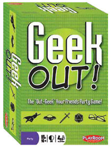 Geek Out! Party Game