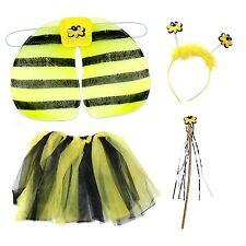 Bambine Bambini children's Bee Bumblebee Costume Accessori Set