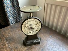 VINTAGE SALTER LETTER BALANCE No 11. WEIGHING SCALES. ORIGINAL USED CONDITION