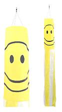 Happy Face Flag Nylon 5' Windsock