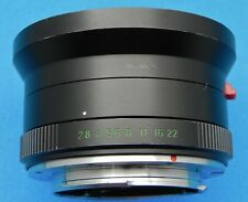 Leica 14198 Macro Adapter R for 60/2.8 Macro-Elmarit R 3 cam  #10
