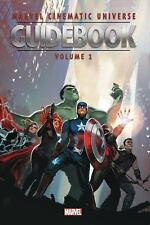 Marvel Cinematic Universe Guidebook Vol. 1 (2017, Hardcover, Guide...