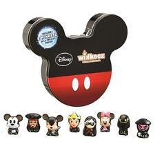 Disney Wikkeez PERSONAGGI SCATOLA DI LATTA 8 Statuetta confezione