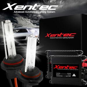 55W HID Xenon Headlight Slim Ballast Conversion KIT H4 H7 H8 H11 9004 9005 9006