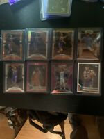 Cameron Johnson Rooke Lot! Prizm Silver, Cracked Ice, Variation, Pink Optic
