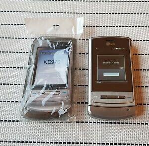 LG KE970 vintage rare mobile phone WORKING