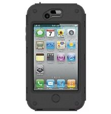 Trident iPhone 4s/4 Kraken II AMS Case with Holster Belt Clip Black EXO-IPH4S-Bk