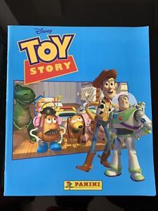 Toy Story Panini Sticker Album Book - Empty - EXCELLENT CONDITION