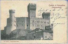 CARTOLINA d'Epoca VITERBO - Acquapendente 1902