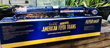 AMERICAN FLYER FRISCO LOCOMOTIVE Northern 4-8-4 #4501 6-47952 Rare Runs Mint