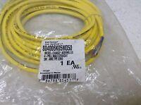 Woodhead Brad Harrison 804006K05M050 Micro Change 4 Pole Male 5M 804006K05 New