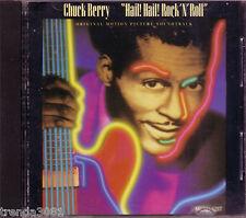 CHUCK BERRY Hail Rock Roll Original Soundtrack ERIC CLAPTON JULIAN LENNON Rare
