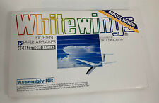 White Wings By Dr. Y. Ninomiya Assembly Kit 15 Paper Airplanes Collection Series