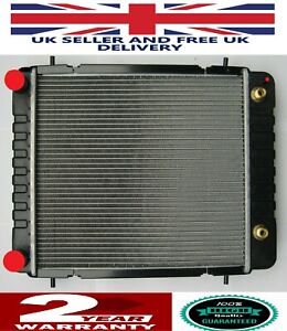 RADIATOR FITS LAND ROVER DEFENDER DISCOVERY 300TDI  BTP2275 1994-1998