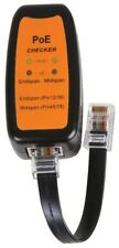 Probador De Poe Avanzado-Poe alimentación por Ethernet Checker CCTV Red