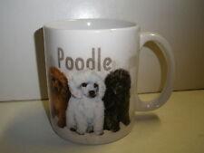 Poodle Dog Mug Leslie Anderson Ellay Coffee Mug Cup