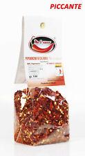 Peperoncino di Calabria Frantumato Piccante senza additivi e conservanti 100 g