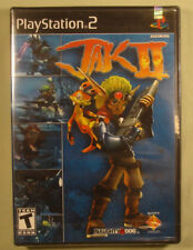 Jak II (Sony PlayStation 2, 2003) black label new sealed