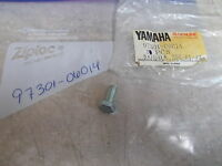 NOS OEM Yamaha Fender Frame Hexagon Bolt 1976-1986 IT400 XJ650 XS750 97301-06014