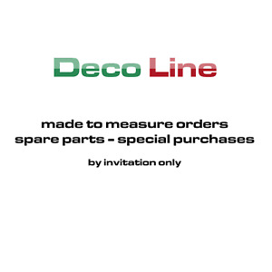NEW Deco Line Custom Orders / Spare parts / Special Purchases