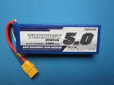 TURNIGY 5000mAh 3S 11.1V 25C 35C LIPO BATTERY XT90 CAR TRUCK HELI QUAD ARRMA RC