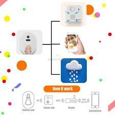 Smart Wireless WiFi Doorbell with Door Camera IR Night Vision White Light Lamp