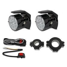 LED Phares Additionnels S2 pour Yamaha Fazer 8 (FZ8 Fazer)