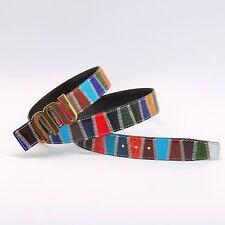 Handmade 32mm crocodile / Lizard Skin leather belt strap size 95 free shipping