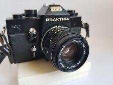 PRAKTICA EE 3 Kamera mit Pentacon electric 1,8/50 MC Objektiv Spiegelreflexkamer