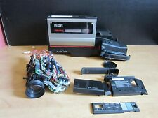 RCA CMR200 Auto Focus HQ VHS Video Camcorder--For Parts ONLY