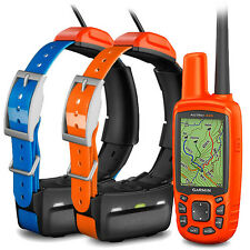 Garmin Astro 430/T5GPS Tracking System x2 collars pig hunting hound hunting