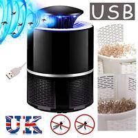 Insecte mouche électrique Zapper moustique électrique USB LED lampe BR