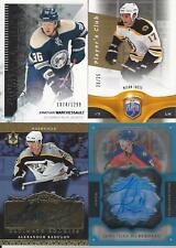 2009-10 UPPER DECK BE A PLAYER MILAN LUCIC PLAYER'S CLUB /25