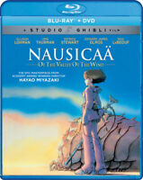 Nausicaa Of The Valley Of The Wind [New Blu-ray] With DVD, Widescreen, 2 Pack