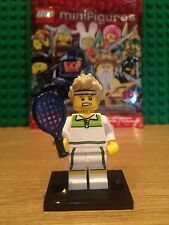 LEGO SERIES 7 TENNIS ACE MINT CONDITION