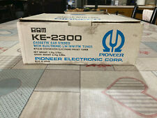 AUTORADIO D'EPOCA - PIONEER KE-2300 (NUOVA!!!)