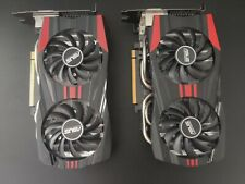 TWO x ASUS GTX 760 (2048 MB) (GTX760-DC2OC-2GD5) Graphics Card