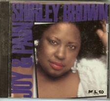 Shirley Brown - Joy & Pain - CD - NEW - SEALED