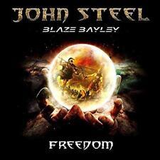 John Steel (Featuring Blaze Bayley) - Freedom (NEW CD)