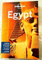 Lonely Planet Books Egypt Travel Guide