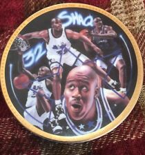 1993 Sports Impressions Shaquille O'Neal Rookie of the Year Plate [Nba]