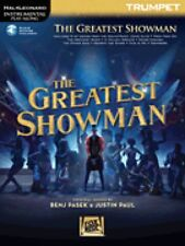 The Greatest Showman Instrumental Play-Along Series for Trumpet New 000277393