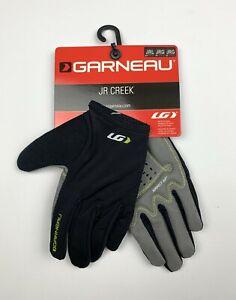 Louis Garneau JR Creek Cycling Gloves Size JRL / Youth Large New